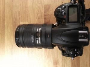 Nikon 28-300mm an D700